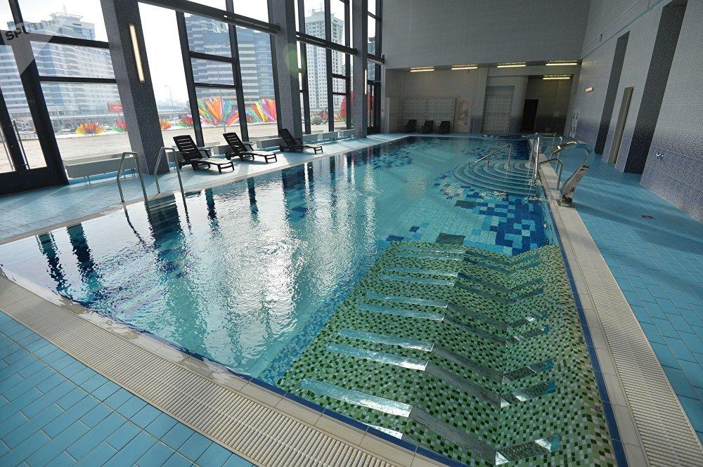 Бассейн в Лебяжьем Олимпиец - время работы, адрес рейтинг отзывы стоимость