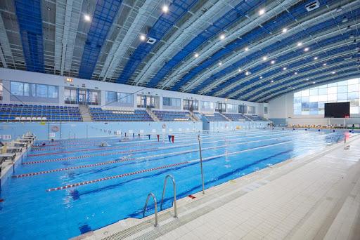 Дворец водных видов спорта в Минске - длина бассейна