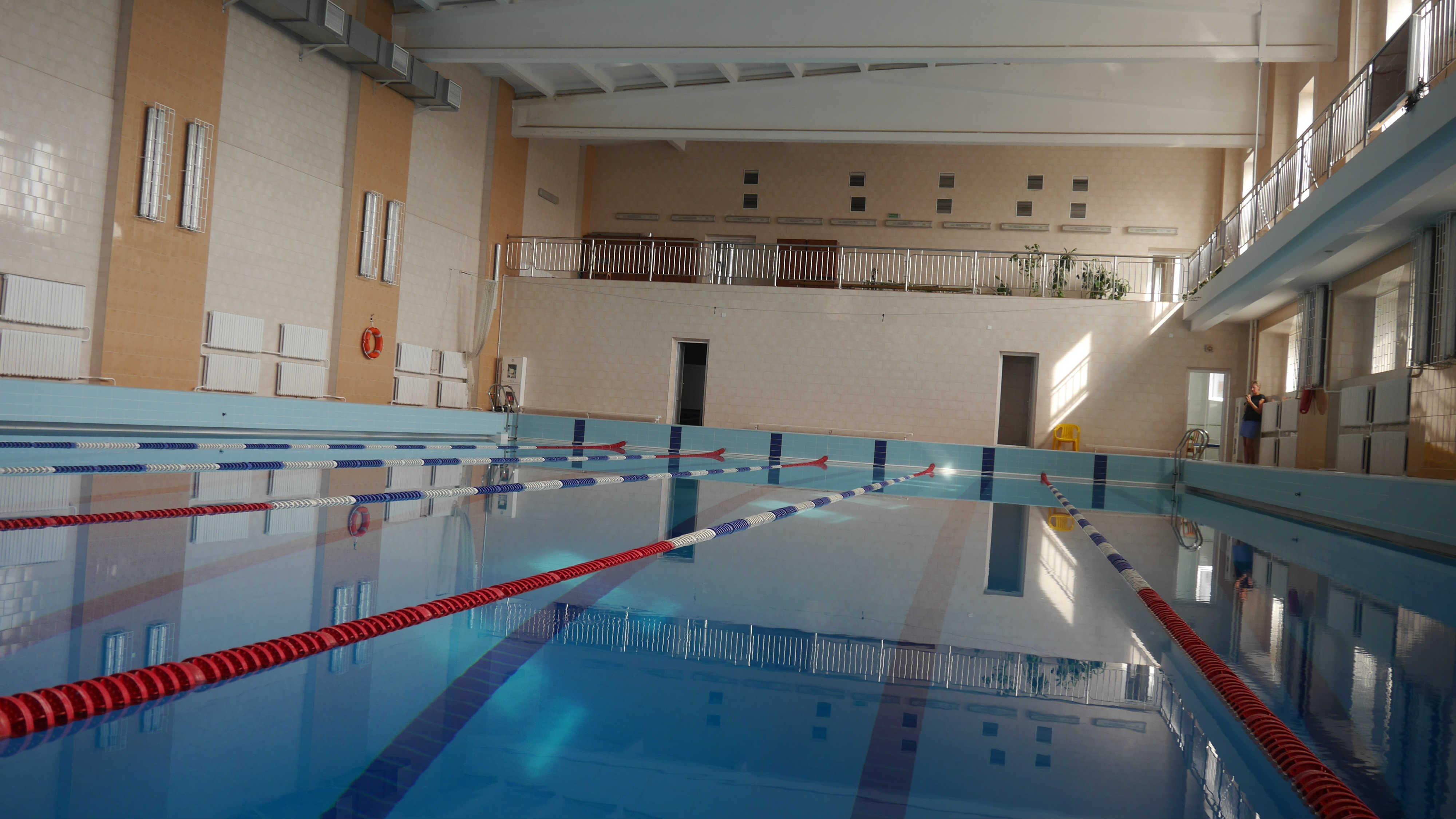Бассейн на Филимонова, спортивное плавание, тренировки Минск
