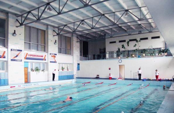 Плавательный бассейн Лазурный в Минске - индивидуальные тренировки