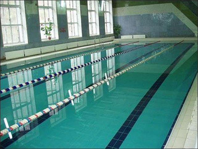 Плавательный комплекс в Минске Нептун - время работы вода бассейн отзывы