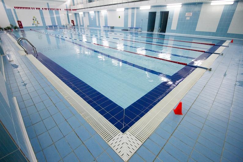 Спортивный комплекс при Академии управления в Минске, бассейн отзывы