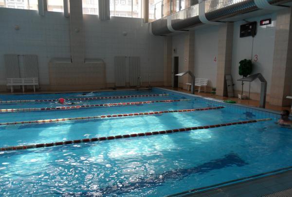 Бассейн в Минске клуб железнодорожников: адрес, время работы вода отзывы тренер